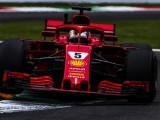 Vettel 'Not Entirely Happy' After 'Mixed Day' At Monza