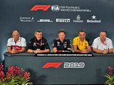 Singapore GP: Friday Press Conference