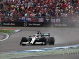 Hamilton asked Mercedes to retire from German GP
