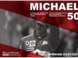 Ferrari to mark Schumacher's 50th birthday with exhibition