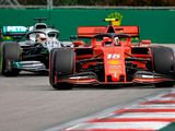 Ferrari pace has Mercedes playing catch-up again
