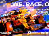 Formula 1 to host Virtual Grand Prix Series