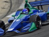 Alonso completes first IndyCar road course test