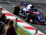 'Pumped up' STR can aim for Melbourne F1 points - Brendon Hartley