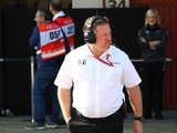 Brown relaxed over Honda issues, insists McLaren remains motivated