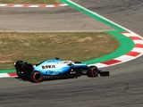 """Latifi on Williams Test Outing: """"I am pleased with the two days of testing"""""""