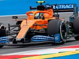 Norris 'surprised' as McLaren take rival scalps