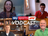 Vodcast: Inside the latest F1 talks