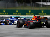 The battle heats up at Sepang
