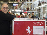 Marchionne leaves Fiat Chrysler due to illness