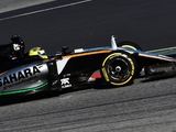 Force India satisfied with outcomes