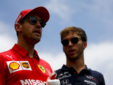 Gasly reveals Vettel phone call after Italian GP win