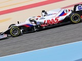 Mazepin 'almost crashed' in Giovinazzi F1 test trial
