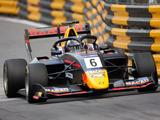 Red Bull protege Juri Vips on Macau pole as F1 juniors star