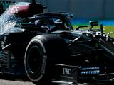Hamilton fifth on F1 return, Verstappen tops P1