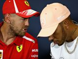 Vettel and Hamilton on racing as team-mates