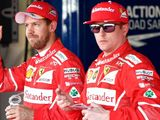 Raikkonen rues missed opportunity to beat Vettel to pole