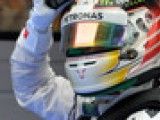 Chinese GP: Easy for Hamilton