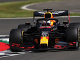 "Verstappen content with P2 despite ""lucky and unlucky"" race finish"