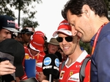 Webber: Vettel is mentally quite back