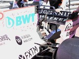 Force India Formula 1 team adds triple T-wing for Monaco Grand Prix