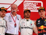 Hamilton settles his 'differences' with Mercedes W10