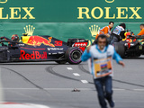 Ricciardo was like 'f*** you guys' after Baku clash