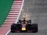 "Daniel Ricciardo: ""It's been a while since I've had a second row start"""