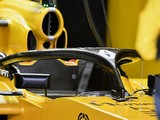 Renault Formula 1 team expects debate over 2018 halo aero fairings