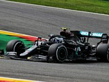 Bottas starts birthday fastest as Belgian GP action begins
