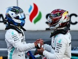 Hamilton to Bottas: It's not personal