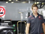 Steiner tight-lipped on Grosjean's future
