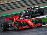 Vettel back on podium, but saw 'a chance' to win