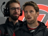 Grosjean takes issue with 'Ferrari B team' jibe