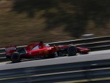 "Vettel: ""Two or three things"" slowing us"
