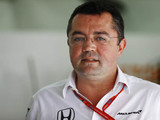 Boullier out at McLaren