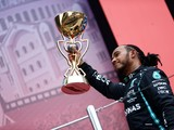 Wolff hails 'mind-blowing' Hamilton after 100th victory