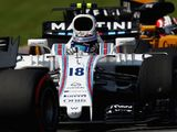 Williams: Lance Stroll's first points 'felt like a win'