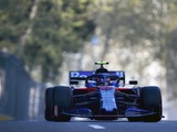 "Alexander Albon: ""The car was quick straight away going into FP2"""