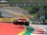 Vettel Apologetic to Sainz after Red Bull Ring Qualifying Block