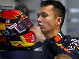 Red Bull: Albon not to blame for Brazil F1 FP1 shunt