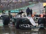 Lewis Hamilton: Nico Rosberg had nothing on me in Brazil