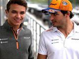 Norris wins Sainz head-to-head