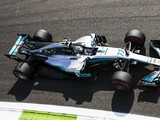 Italian Grand Prix: Bottas beats Hamilton in second Monza practice