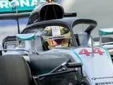 Lewis Hamilton 'barely noticed' cockpit halo during Singapore practice