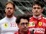 Vettel: Too soon to say Leclerc is toughest team-mate