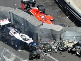 Maldonado still in pain after 9g Monaco crash