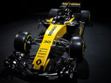 Renault launches RS17 F1 car
