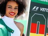 Formula 1: 'Grid girls' to be phased out at all races this season