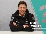 Video: Catching up with Mercedes boss Toto Wolff